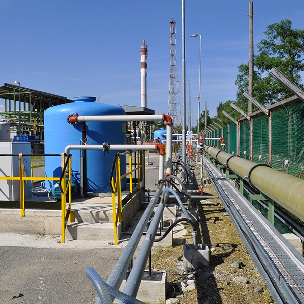 PETROCHEMICAL RECLAMATION WITH WELLPOINT EDUCTOR SYSTEM
